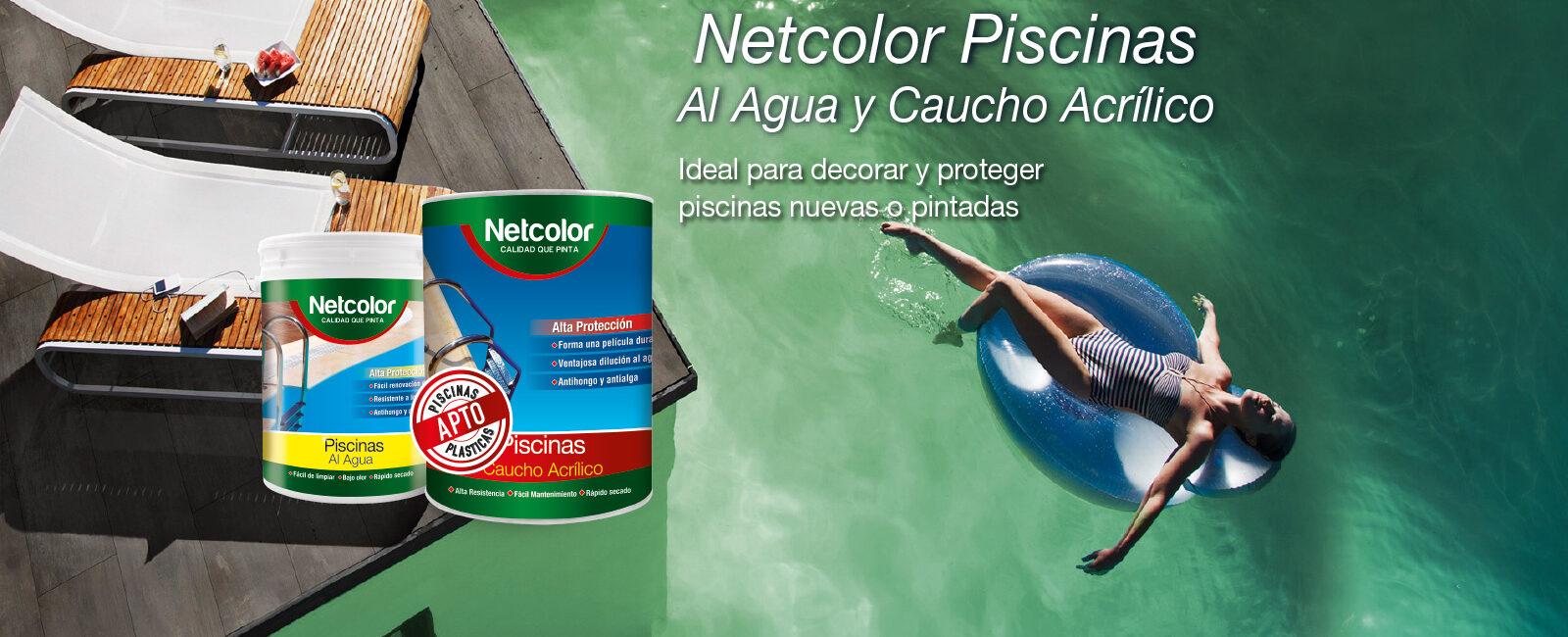 Netcolor Piscinas.