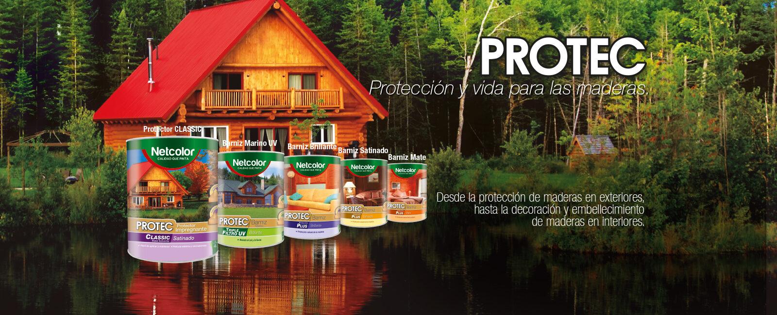Línea Netcolor Protec